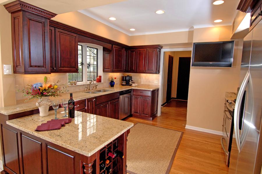 Onaway Road Kitchen Remodel 1
