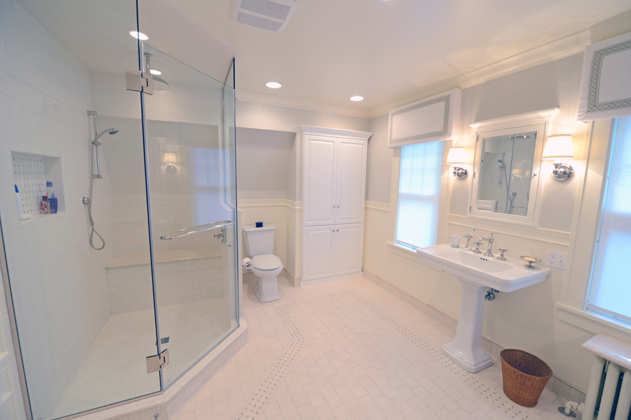 Winthrop Road Master Bath Remodel 1
